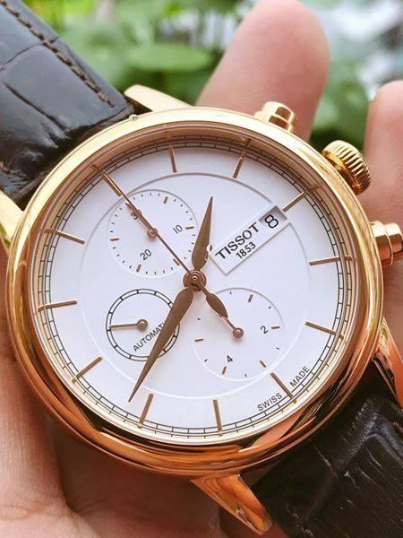 Đồng hồ Tissot T0854273601100