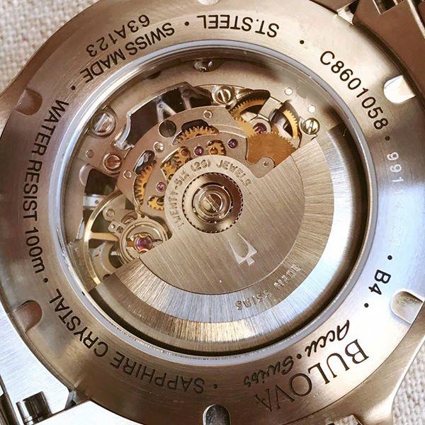 Đồng hồ Bulova 63A123