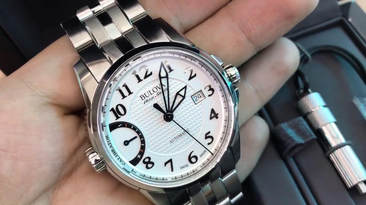Đồng hồ Bulova 63B172
