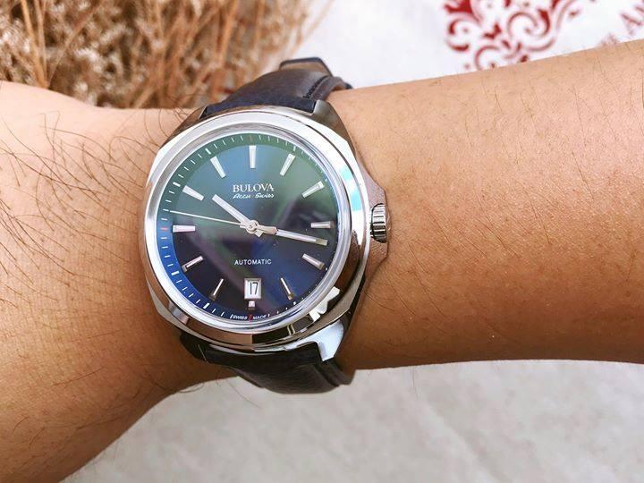 Đồng hồ Bulova 63B185