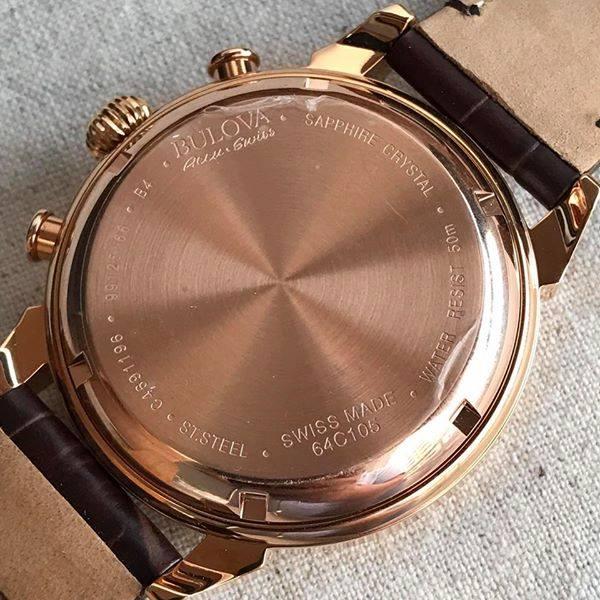 đồng hồ Bulova 64C105
