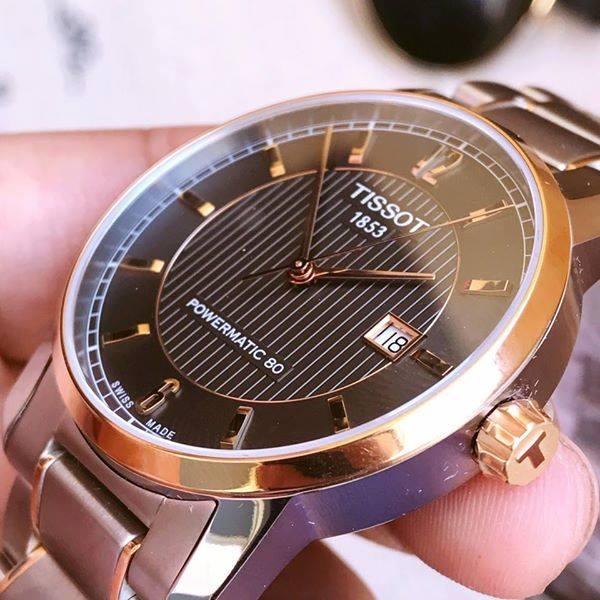 Đồng hồ Tissot T0874075506700