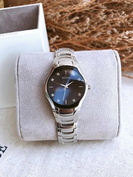 Đồng hồ cặp đôi Bulova 96D121 và 96P146