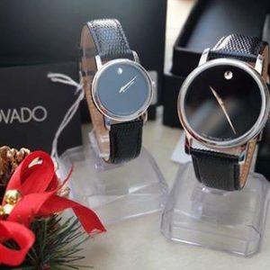 Đồng hồ Cặp Đôi Movado 2100002 và 2100004