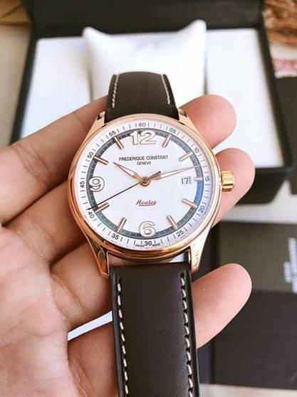 Đồng hồ Nam Frederique Constant FC303WGH5B4 hàng hiệu xách tay