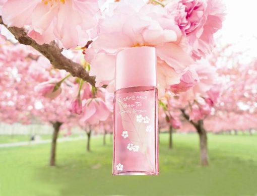 Nước hoa nữ Elizabeth Arden Green Tea Cherry Blossom EDT 100ml