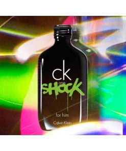 Nước hoa nam CK One Shock for him EDT 100ml