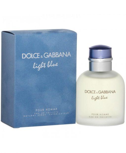 Nước hoa nam Dolce & Gabbana Light Blue Pour Homme For Men 125ml