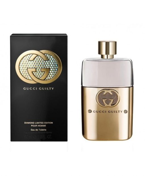 Nước hoa nam Gucci Gucci Guilty Diamond Limited Edition Pour Homme EDT 90ml