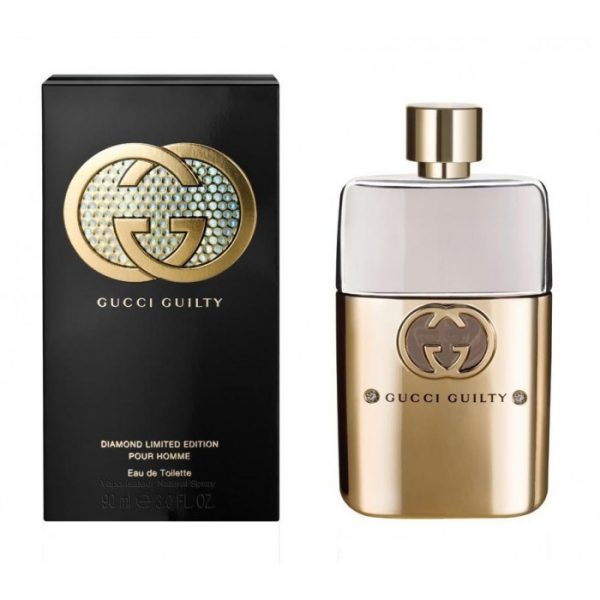 Nước hoa nam Gucci Gucci Guilty Diamond Limited Edition Pour Homme EDT 90ml