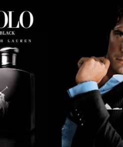 Nước hoa nam Ralph Lauren Polo Black EDT 125ml