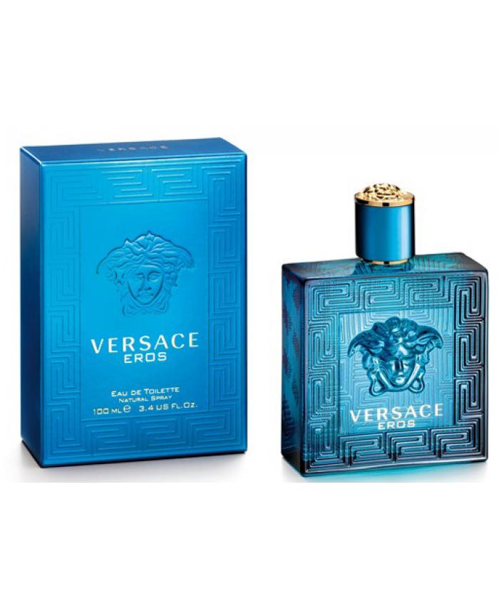 a9e5cb6079e8 Nước hoa nam Versace Eros Pour Homme EDT 100ml hàng hiệu xách tay chính hãng
