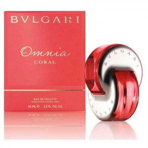 Nước hoa nữ Bvlgari Omnia Coral Eau de Toilette 65ml