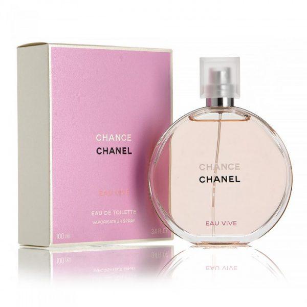 Nước hoa nữ Chanel Chance Eau Vive EDT 100ml