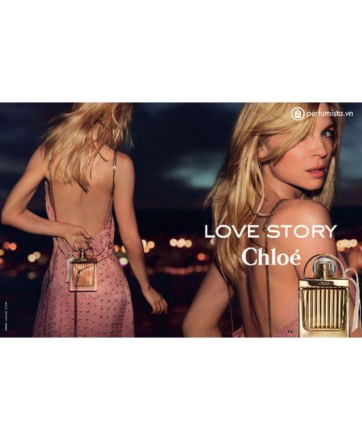 Nước hoa nữ Chloé Love Story Eau de Parfum 75ml