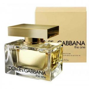 Nước hoa nữ Dolce & Gabbana The One Eau de Parfum 75ml