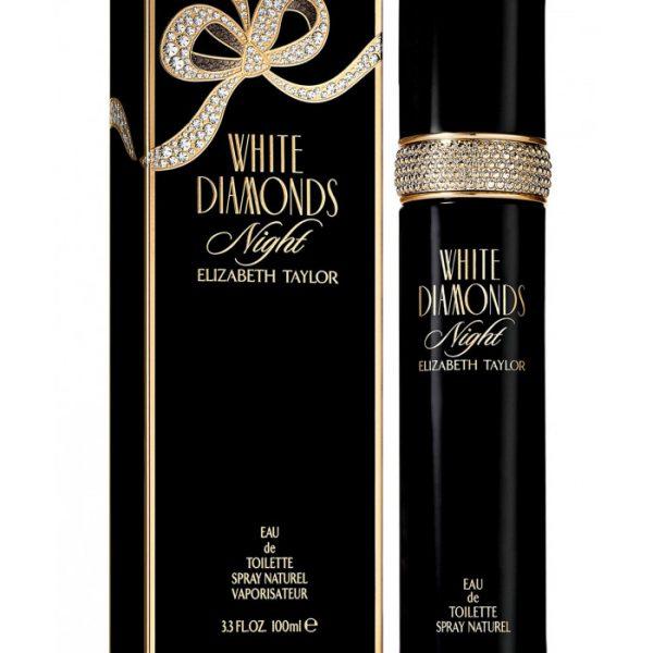 Nước hoa nữ Elizabeth Taylor White Diamonds Night EDT 100ml