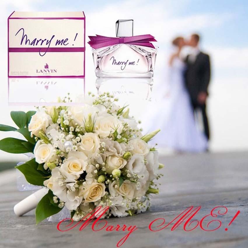 Nước hoa nữ Lanvin Marry Me Eau de Parfum 75ml