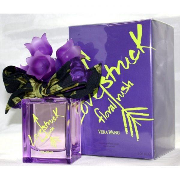 Nước hoa nữ Vera Wang Lovestruck Floral Rush Eau de Parfum 100ml