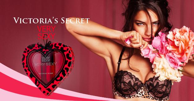 Nước hoa nữ Victoria's Secret Very Sexy 2014 EDP 50ml
