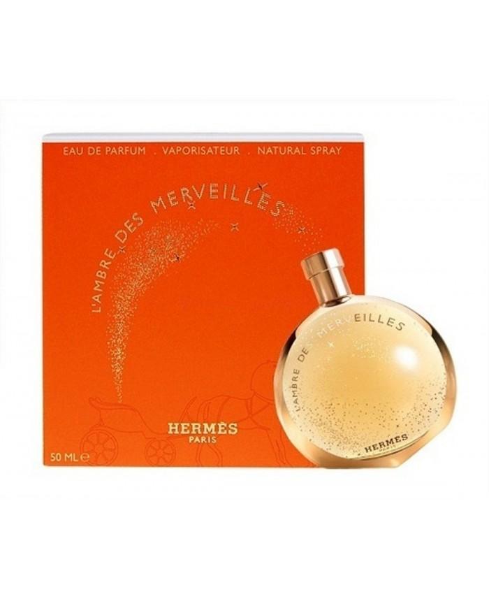 Nước hoa unisex L'ambre Des Merveilles Hermes Eau de Parfum 100ml