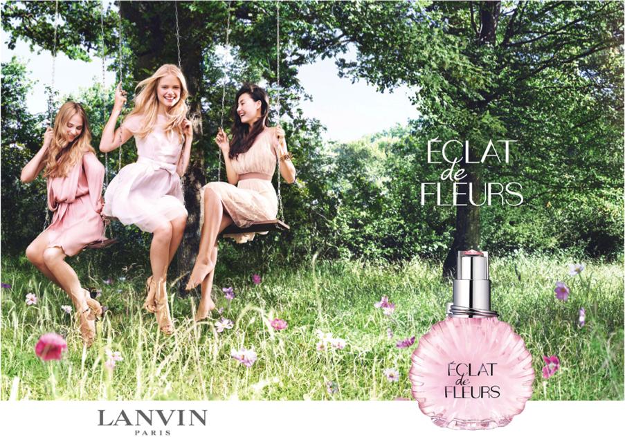 Nước hoa nữ Éclat De Fleurs Lanvin EDP 100ml