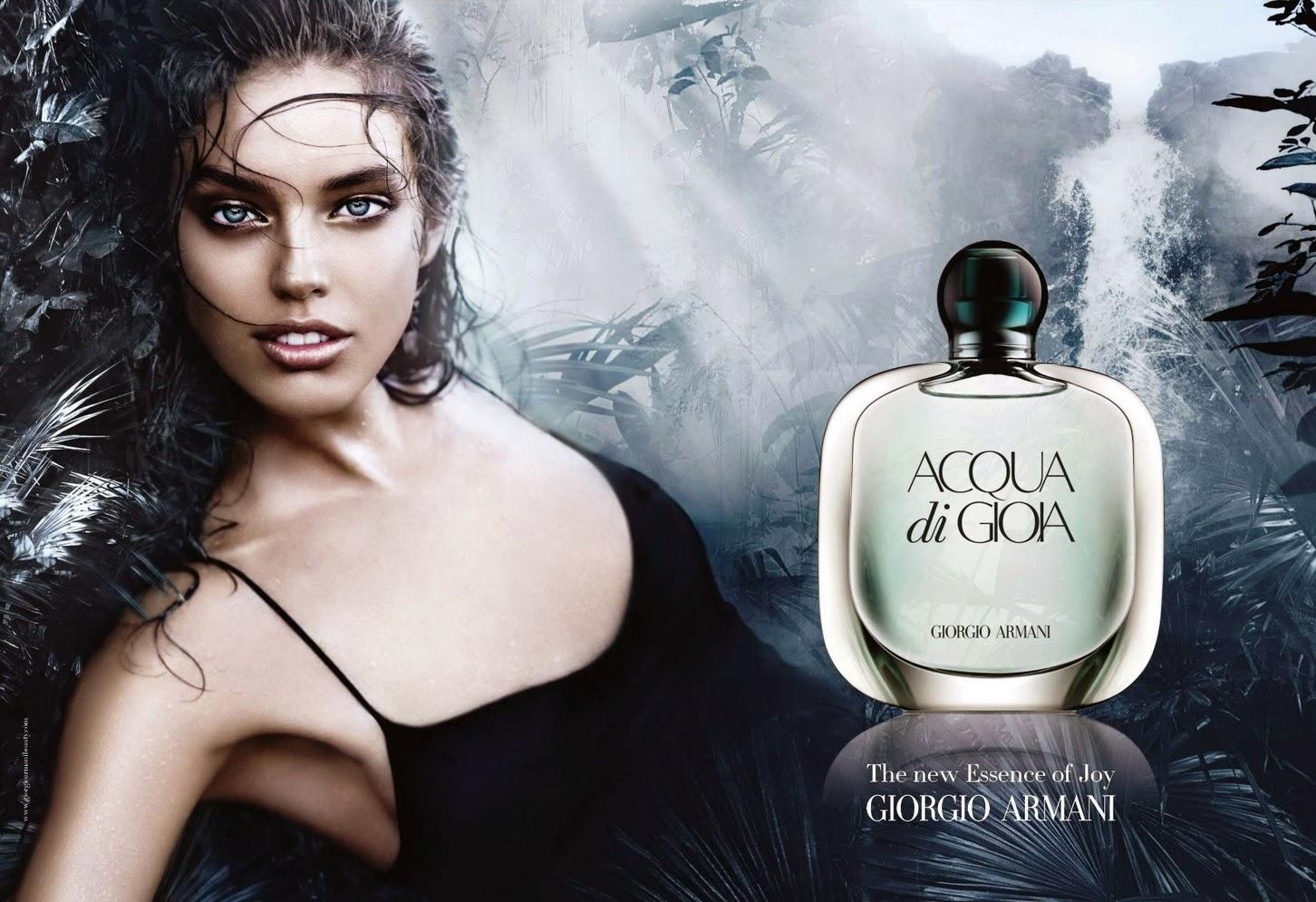 Kết quả hình ảnh cho Acqua di Gioia poster