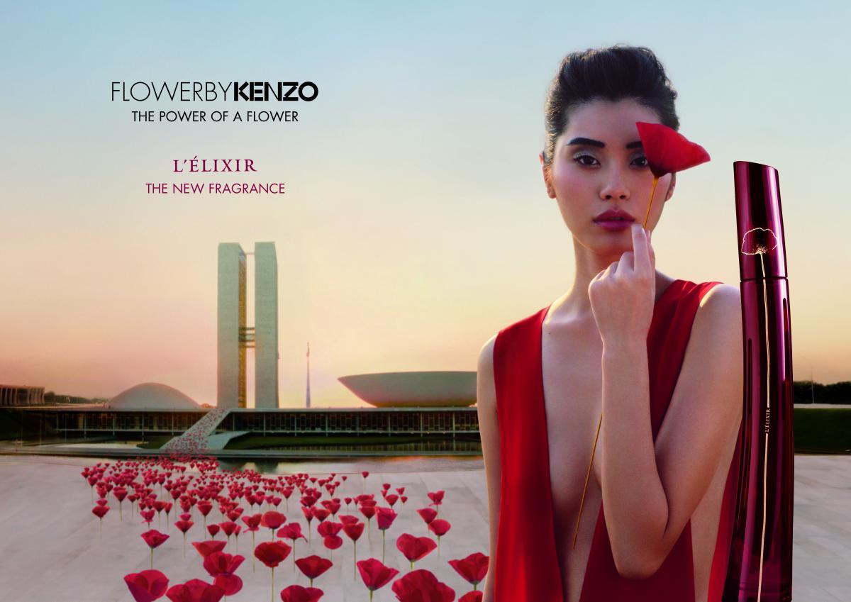 Nước hoa nữ Kenzo Flower By Kenzo L'Elixir EDP 100ml