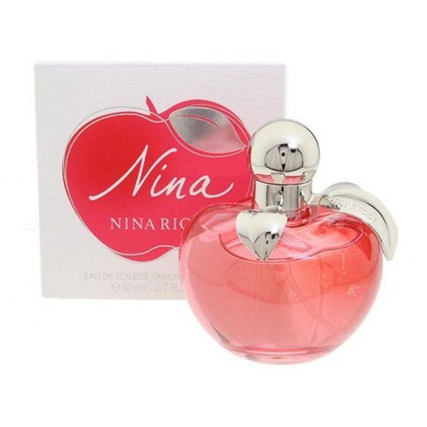 Nước hoa nữ Nina Nina Ricci EDT 80ml