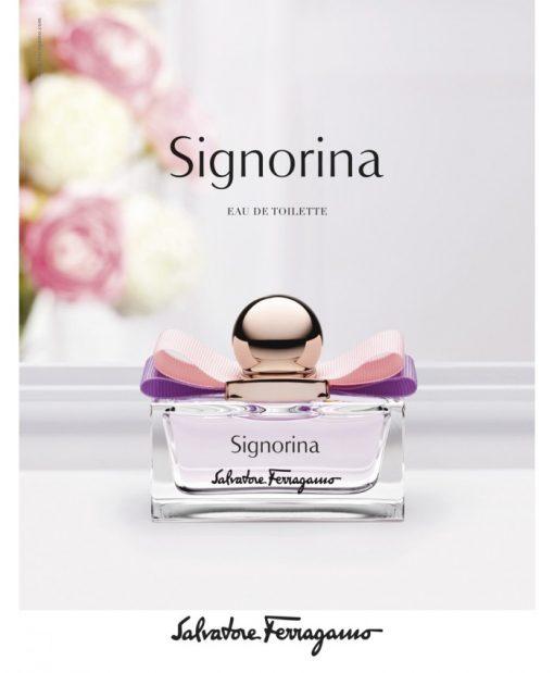 Nước hoa nữ Salvatore Ferragamo Signorina EDP 100ml