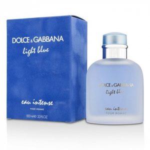 Nước hoa nam Dolce & Gabbana Light Blue Eau Intense EDP 100ml