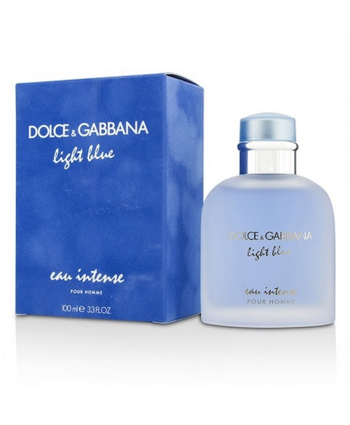 n c hoa nam dolce gabbana light blue eau intense edp 100ml. Black Bedroom Furniture Sets. Home Design Ideas