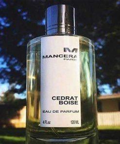 Nước hoa unisex Mancera Cedrat Boise EDP 120ml
