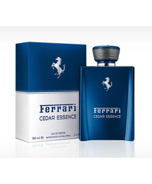 Nước hoa nam Ferrari Cedar Essence EDT 100ml