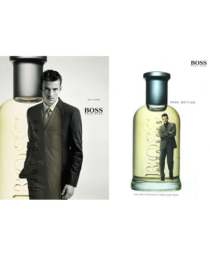 Nước hoa nam Hugo Boss Boss Bottled EDT 100ml