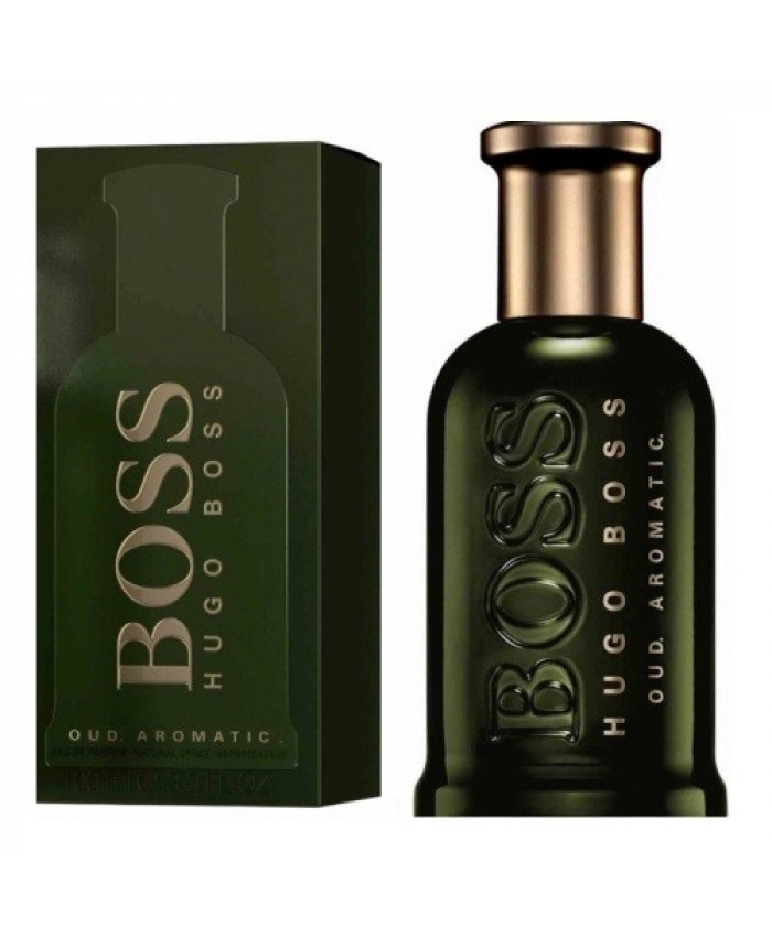 Nước hoa nam Hugo Boss Boss Bottled Oud Aromatic EDP 100ml