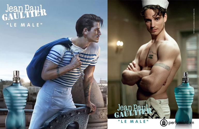 Nước hoa nam Jean Paul Gaultier Le Male EDT 125ml