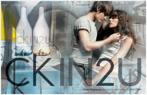 Nước hoa nữ Calvin Klein CKIN2U For Her EDT 100ml
