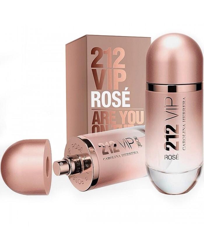 Nước hoa nữ Carolina Herrera 212 Vip Rose EDP 80ml