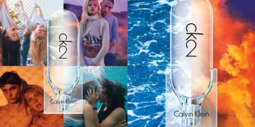 Nước hoa unisex Calvin Klein CK2 EDT 100ml