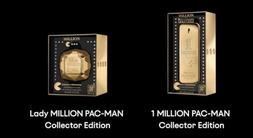 Nước hoa nam Paco Rabanne One Million Pac Man Collector Edition EDT 100ml