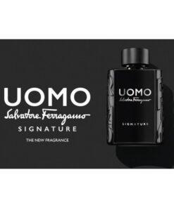Nước hoa nam Salvatore Ferragamo Uomo Signature EDP 100ml